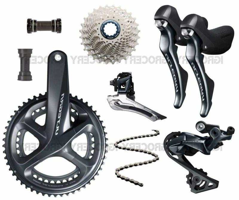 Shimano Ultegra R8000 Groupset 2x11speed 172.5mm Kit Road bi