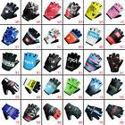 Unisex Sports MTB Road Bike Cycling Race Glove Gel Half Fing