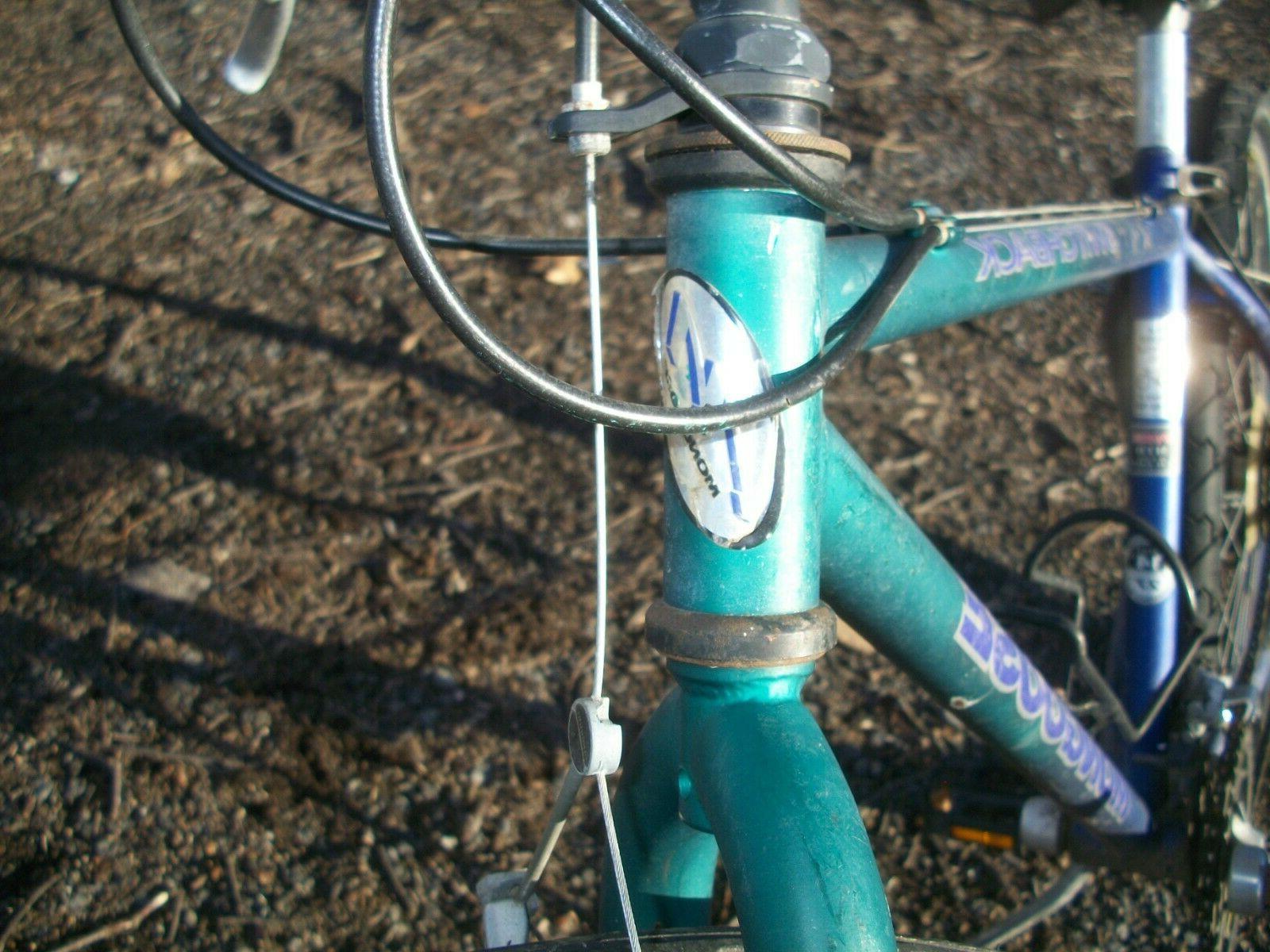 Vintage Bike size Kenda Weinmann