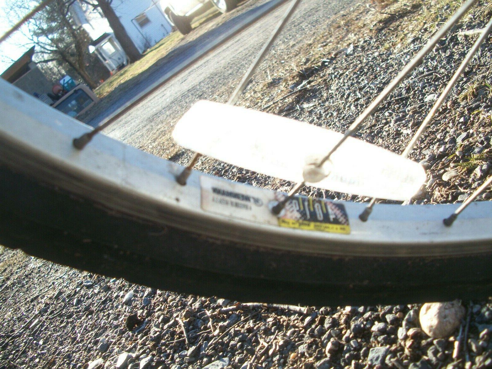 Bike size Kenda Weinmann rims