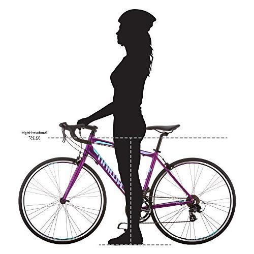 Schwinn Road Purple, 48