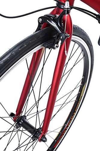 Schwinn 1400 Bike, size, red, 53cm/Medium