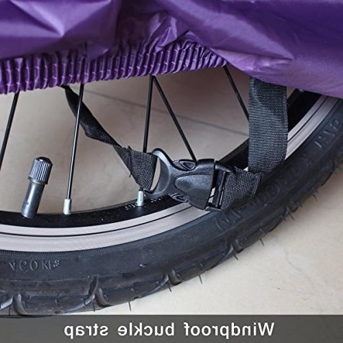 Top-spring Waterproof Cover, Outdoor Covers Mountain, Bikes, City Bike, Cruiser