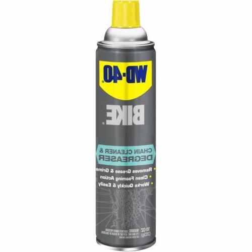 wd 40 bike chain cleaner and degreaser