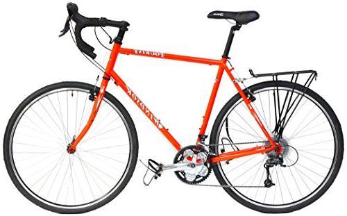 Windsor Tourist 700c Chromoly Steel Touring Bike Shimano