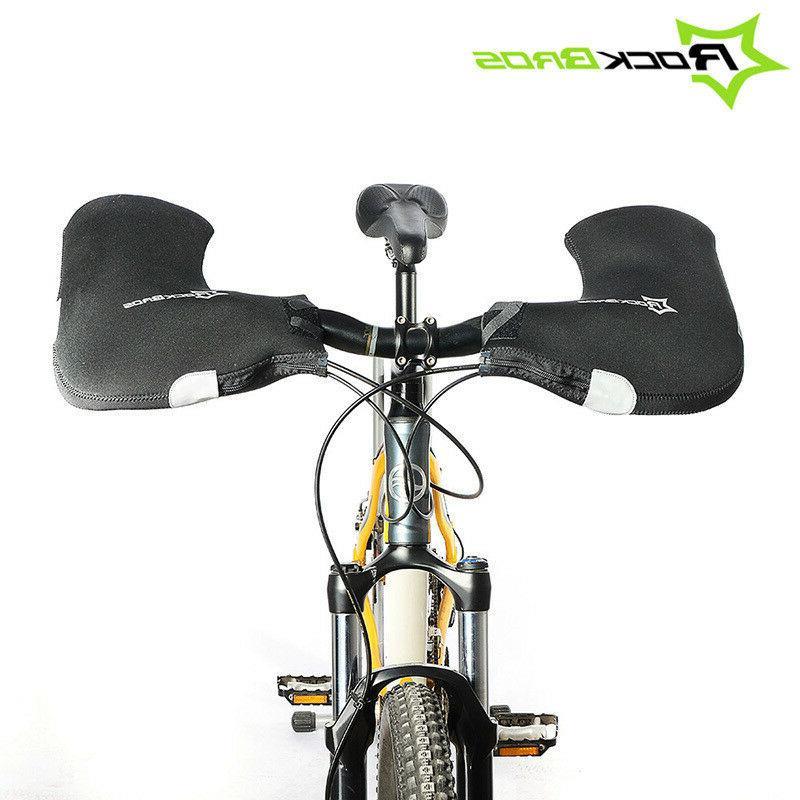 New RockBros Gloves Bike Handlebar Warmer