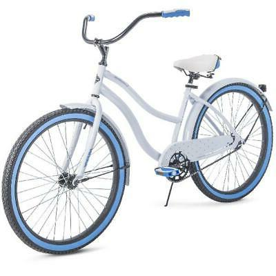 Womens Bicycle Beach Cruiser 26 Inch Ride Bike Road Comfort
