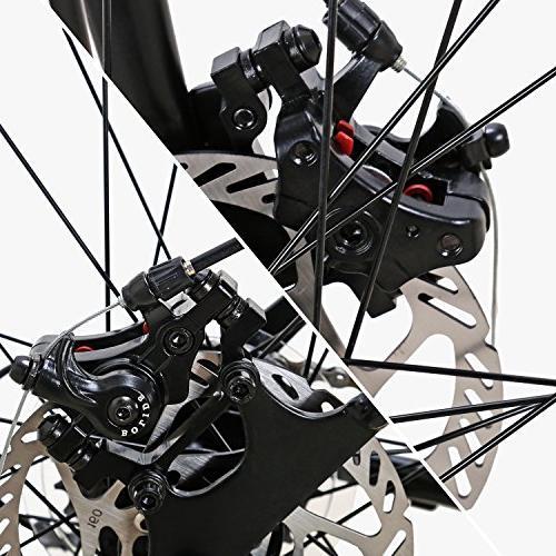 54 Road Bike 700C Wheels Dual