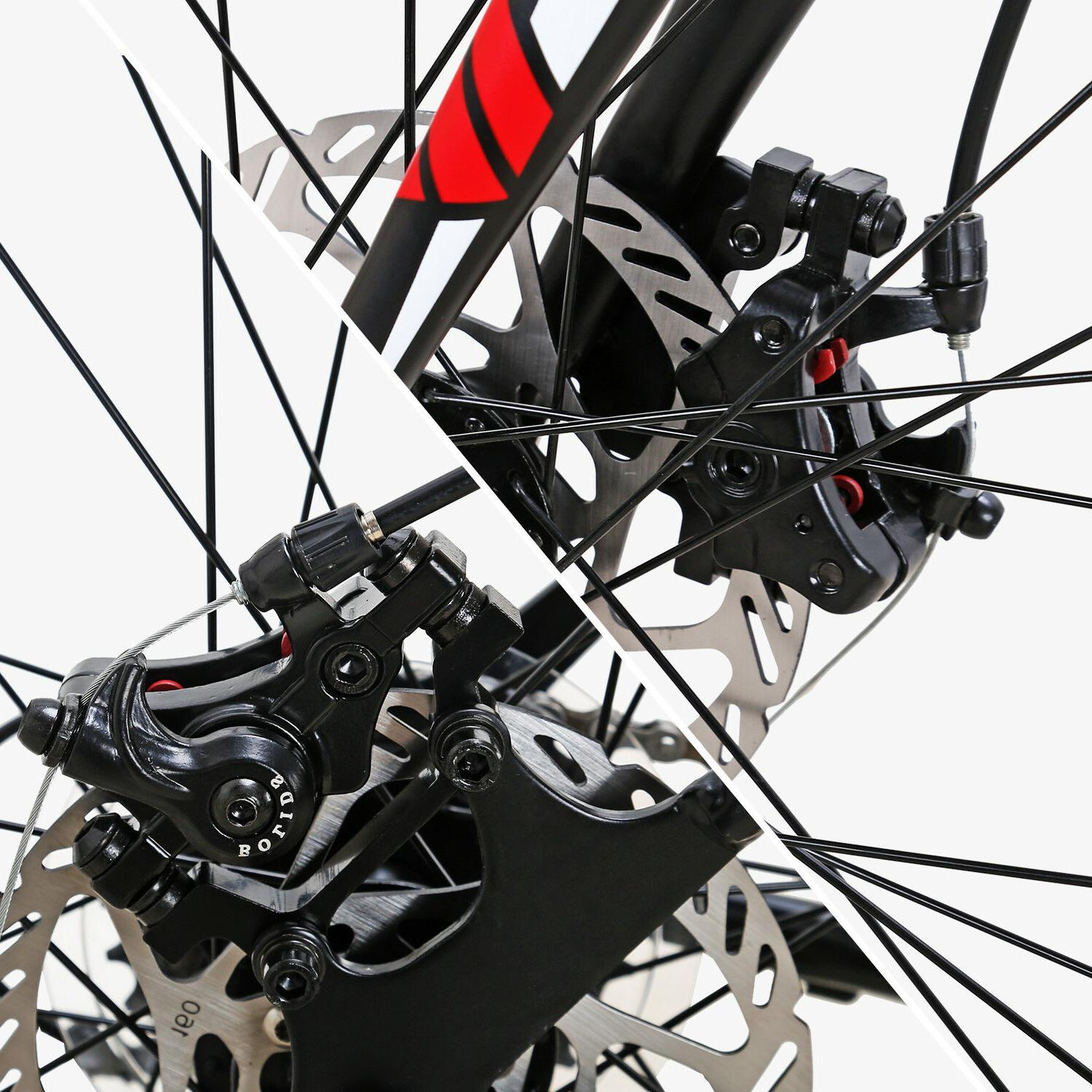 700C Speed Disc Brakes Mens Cycling