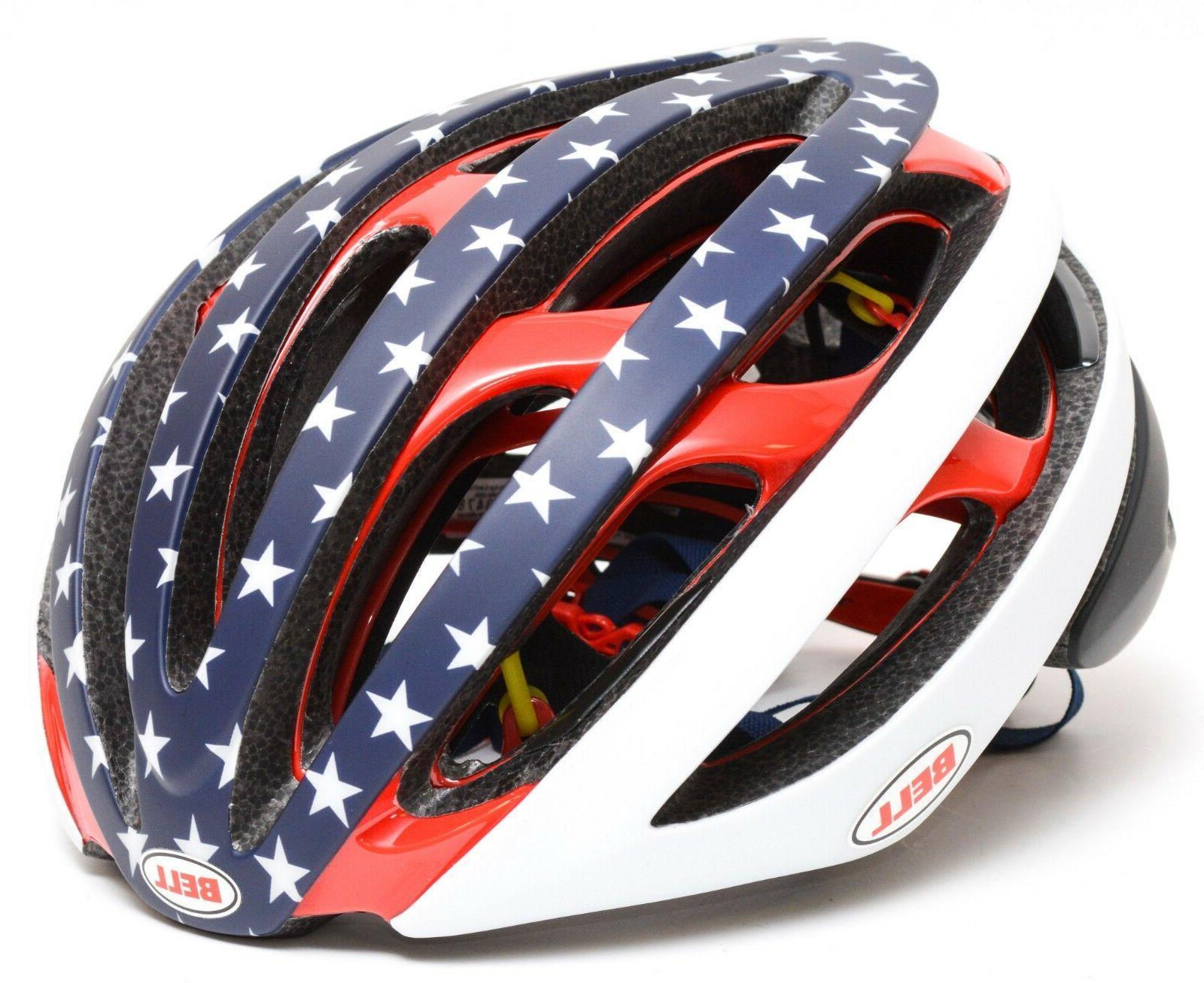 Bell Z20 MIPS Men Road Gravel Touring Bike Helmet Medium 55-