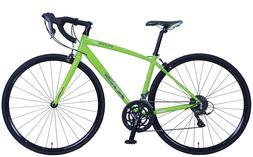 LADIES KHS Flite 280 Road Bike Aluminum Frame Carbon Fork Si