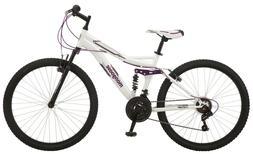 Mongoose Ledge 2.1 Mountain Bike 26-inch wheels 21 speeds, w