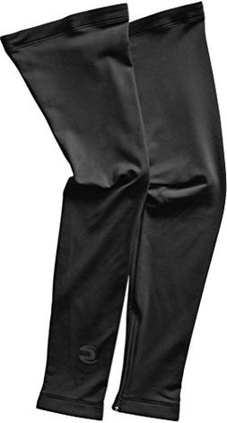 Cannondale Men's Leg Warmers, Black, Medium