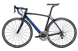 Kestrel Legend Shimano 105 Bicycle, Satin Carbon/Blue Gray,
