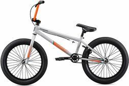Mongoose Legion Freestyle BMX Bike Line Grey 16-20-Inch Whee