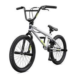 Mongoose Legion L10 Boy's Freestyle BMX Bike, 20-Inch Wheels
