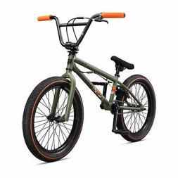 Mongoose Legion L40 Boy's Freestyle BMX Bike, 20-Inch Wheels