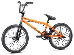 "Mongoose Legion Mag 20"" Wheel Freestyle Bike, Orange, One Si"