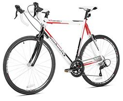 Giordano Libero 2.0 Road Bike, Large, White