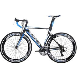 Light Aluminium Road Bike 14 Speed 700C Road Racing Bicycle