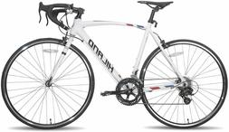 Light aluminium Road Bike Shimano 14 Speed Mens Bikes Racing