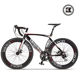 googic Lightweight 14 Speed 26 Inch/700CC Aluminum Road Bicy