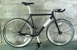 Kontrast Lightweight Aluminum Complete Fixie Track Road Bike