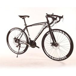 "googic 26"" Lightweight 21 Speed Shimano M370 Double Integrat"