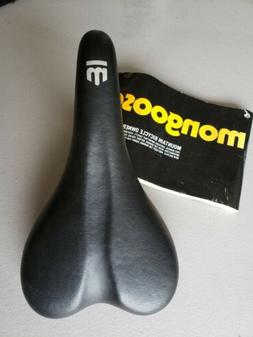 Mongoose Malus Bicycle Fat Tire Bike Seat - New, Never Used