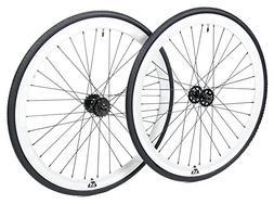 Retrospec Bicycles Mantra Fixed-Gear/Single-Speed Wheel Set