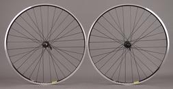 Mavic Open Pro Black Road Bike Wheelset 32h Shimano 7000 105