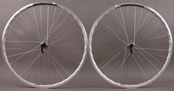 Mavic Open Pro Silver UST Shimano 5800 Hubs 32h Road Bike Tu