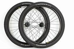27.5 inch Mavic / Shimano Mountain Bike ATB Wheels Disc Brak
