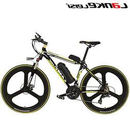 LANKELEISI MAX3.8 Electric bicycle Advanced Version 26 Inch