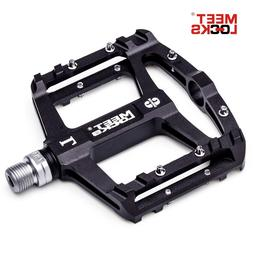 MEETLOCKS Utral Sealed Bicycle Pedals CNC Aluminum Body For