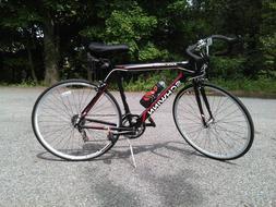 Mens 700cc Schwinn Solara Road Bike-Black
