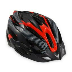 Mens Bicycle Helmet Cycling Helmet Safety Road Bike MTB Helm