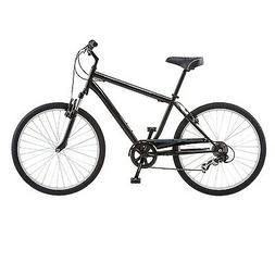 Schwinn Mens Suburban Bike,26-Inch,Black- S5482B Cycles NEW