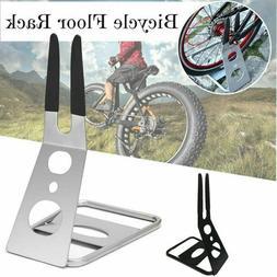 Metal Floor Parking Rack Non-Slip Mountain Bikes Sturdy Bike