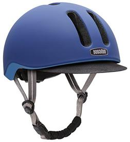 Nutcase - Metroride Bike Helmet for Adults, Sapphire Matte,