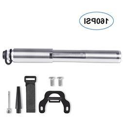 Umlife® Mini Bike Pump, 160 PSI/11 Bar High Pressure for Mo