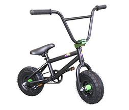 Kobe Mini BMX Bike - Black Green