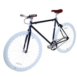 Zycle Fix Misty Single Speed Fixed Gear Fixie Road Bike Bicy