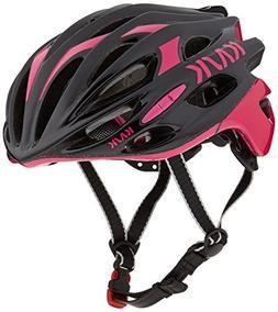 Kask Mojito Helmet, Black/fuchsia, Large