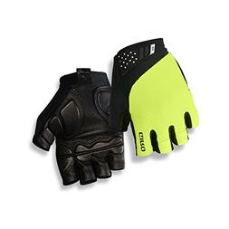 Giro Monaco II Gel Road Bike Gloves Highlight Yellow L