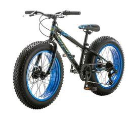 Mongoose Boy's 20 Pugg Fat Tire Bike