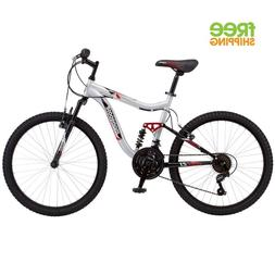 Mongoose Rocky Mountain Bike Downhill Bicycle for Kids Outdo