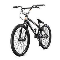 Mongoose Title 24 BMX Race Bike, 24-inch Wheels, Beginner Bl