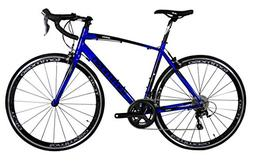 Tommaso Monza Lightweight Aluminum Road Bike - Blue - Medium