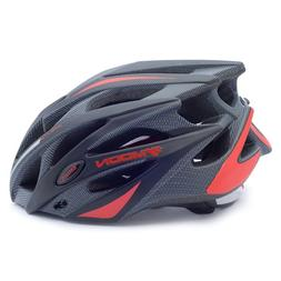 Moon Cycling Bike Helmet 21 Vents Black PC/EPS Protective Ri